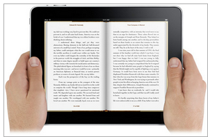 ipad for reading