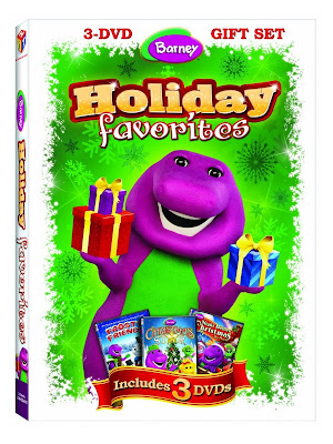 Barney: Holiday Favorites
