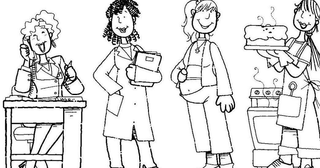 desenhos de mulheres para pintar desenhos para colorir
