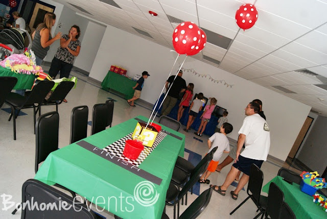 super mario video game party by bonhomieevents.com