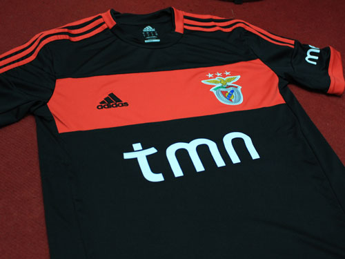Jersey Benfica Away 2012/2013 Ready Stok