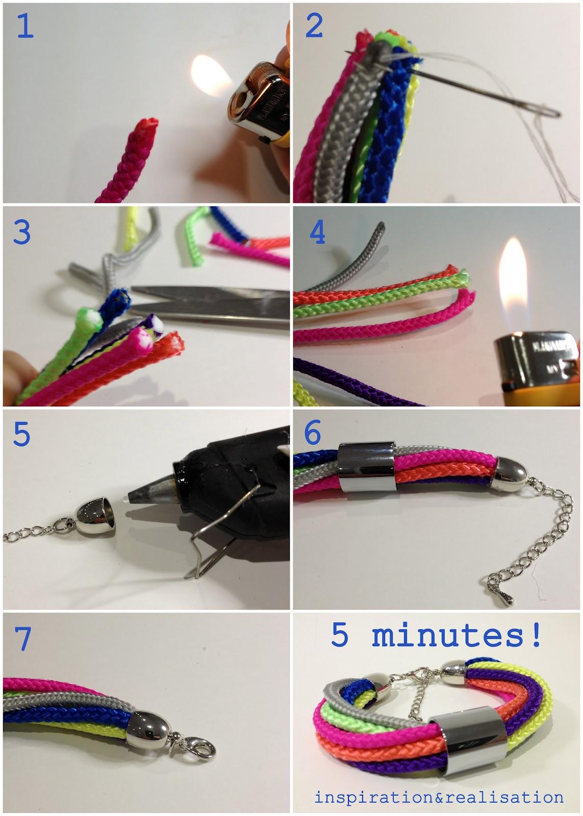 Как сделать браслеты своими руками в домашних условиях