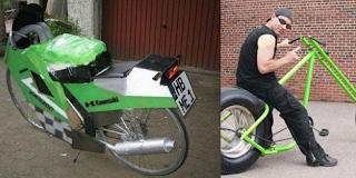 Harga Motor Gede Yamaha