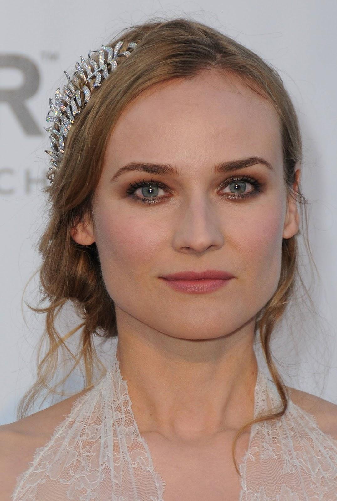 Women Beauty Tips 15 German Actress Diane Kruger Hairstyles