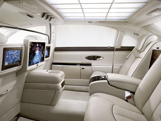 auto cars 8 million dollar car maybach in 2011. Black Bedroom Furniture Sets. Home Design Ideas