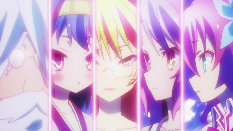 No Game No Life Episode 12 Subtitle Indonesia