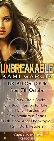 KAMI GARCIA BLOG TOUR