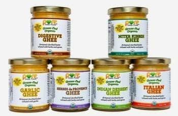 Giveaway! Pure Indian Foods Coconut Ghee