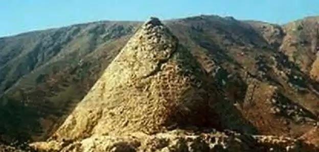 Η άγνωστη κωνοειδής κατασκευή των Χανίων, γνωστή και ως πυραμίδα των Χανίων. ΒΙΝΤΕΟ