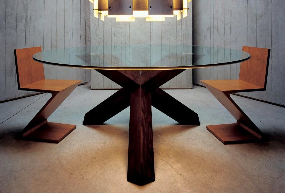 Hogar 10 8 grandes sillas que han hecho historia for Silla zig zag planos