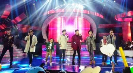 Grand Final Idol Junior