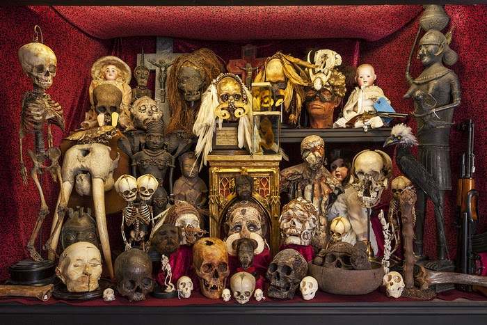 Morbid Anatomy: The Viktor Wynd Museum: A New Museum of ...