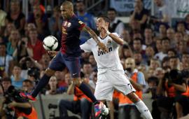 اهداف مباراة الكلاسيكو بين برشلونه وريال مدريد 3-2 في السوبر الاسباني 23-8-2012