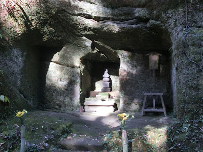 覚山尼の墓~鎌倉:東慶寺~