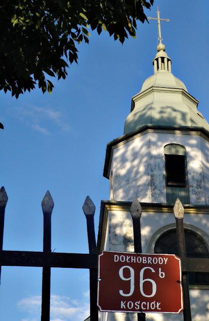 dołhobrody, parafia