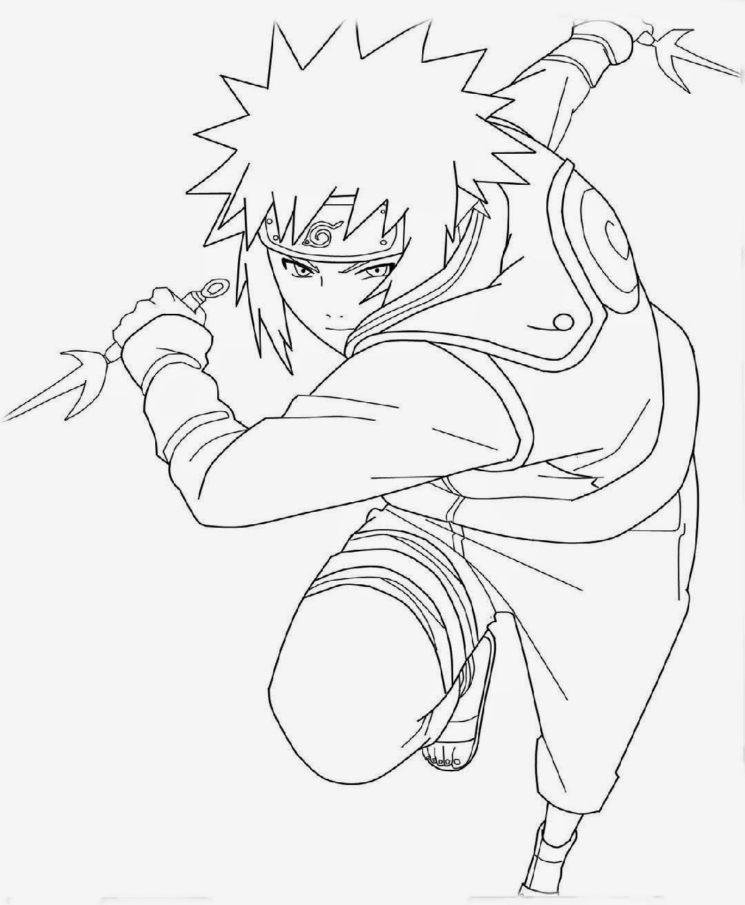 naruto coloring pages 999 - photo#26