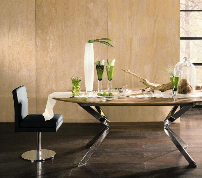 the dise o y muebles dise o de comedores modernos por h lsta On diseno comedores modernos