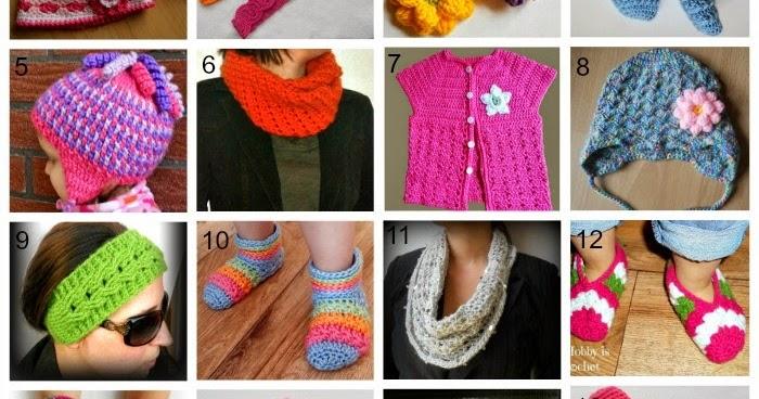 My Hobby Is Crochet Top 20 Most Popular Free Crochet Patterns My