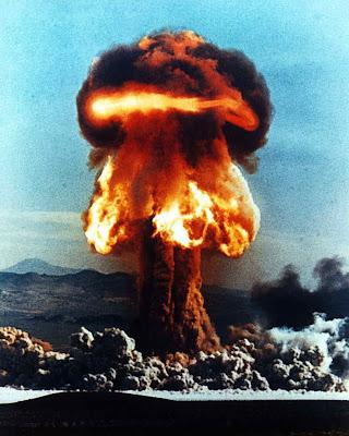 Foto de Explosión Nuclear