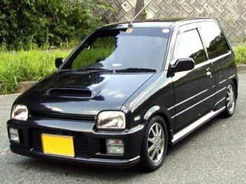 Sport Cars Mira Daihatsu