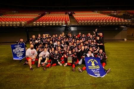 2014 Provincial Champions