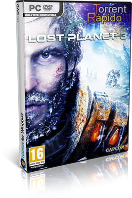 Download Capa 3D Game Lost Planet 3 PC