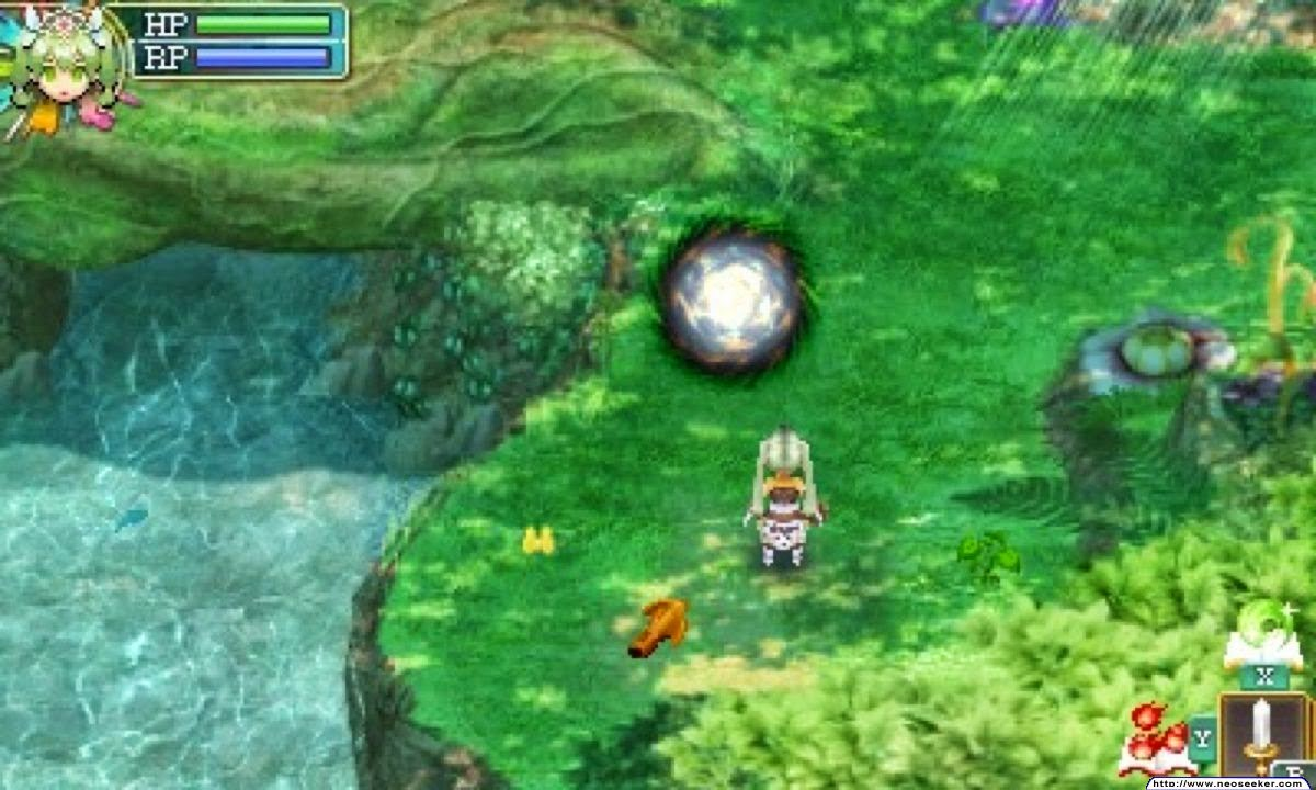3DS Rune Factory 4 Screenshot