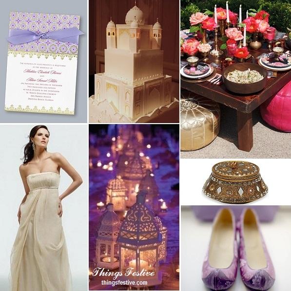 Fairy Tale Wedding Inspiration: Aladdin's Princess Jasmine ...