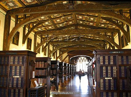 oxford university library dissertation
