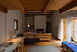 Interior Casa de Verano Alvar Aalto