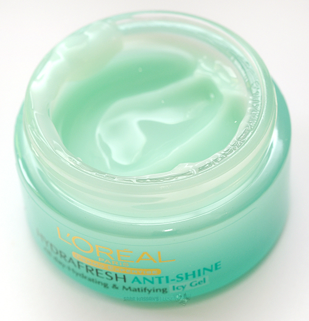 L'Oreal Hydrafresh Anti Shine All Day Hydrating and Mattifying Icy Gel