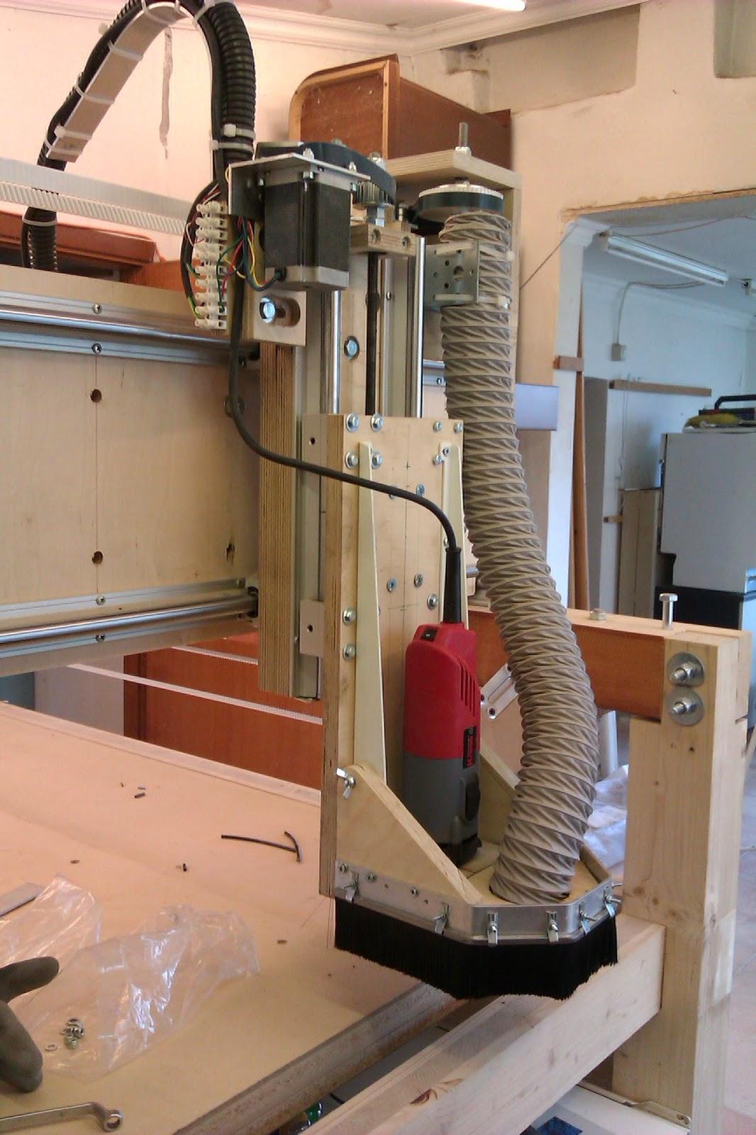 DIY - Progetti: Metto in vendita il mio pantografo CNC autocostruito