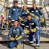Equipa da CBS de Setúbal Representa Portugal no Firefighter Combat Challenge 2014