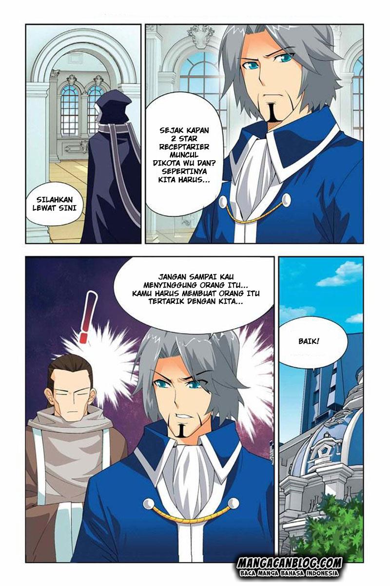 Battle Through Heaven Chapter 08-5