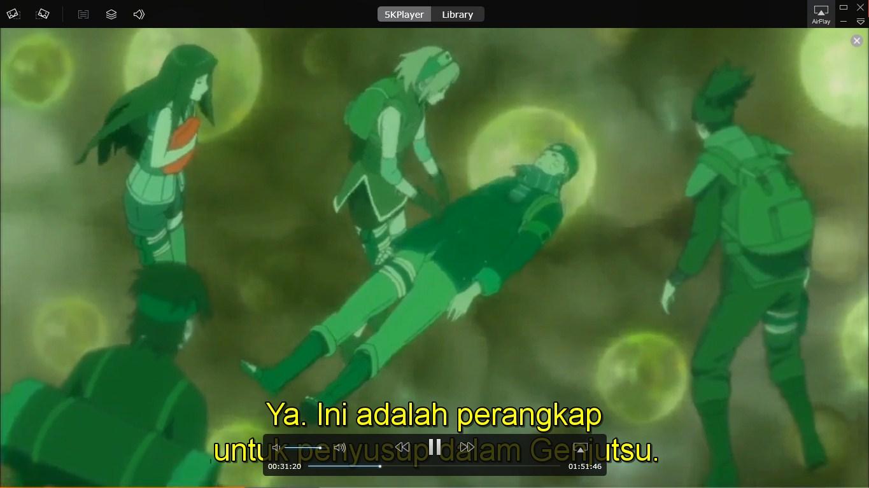 Naruto The Last Movie 720p HD Subtitle Indonesia - The Way