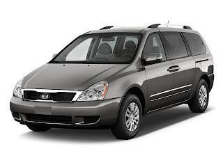 2012 Kia Sedona EX Passenger Van