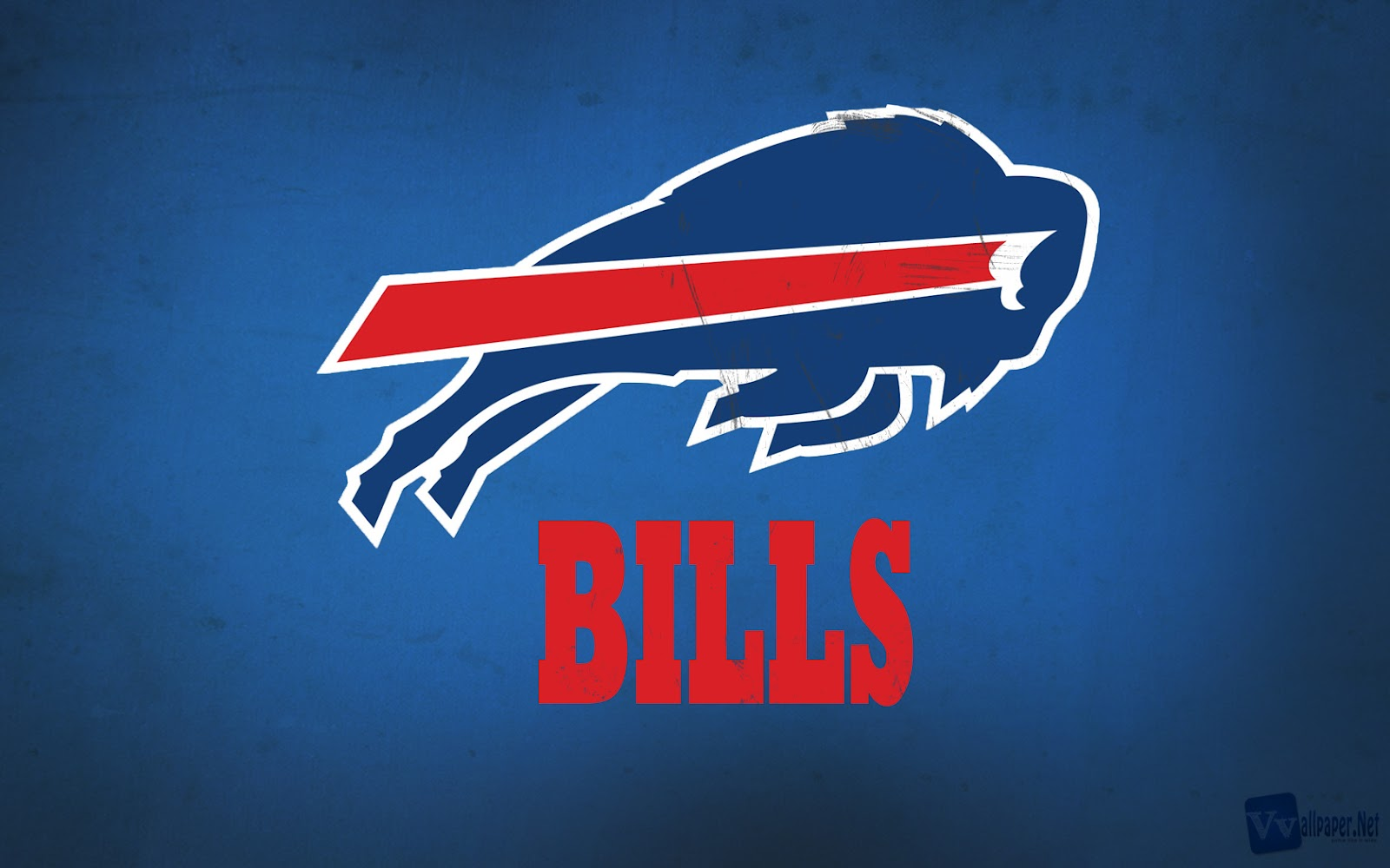 Buffalo Bills Logo Design Desktop Wallpaper