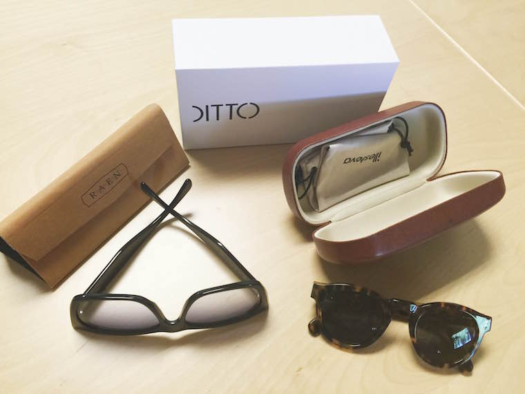 Ditto, Shop Ditto, Endless Eyewear program, Endless Eyewear, Sunglasses for Daze