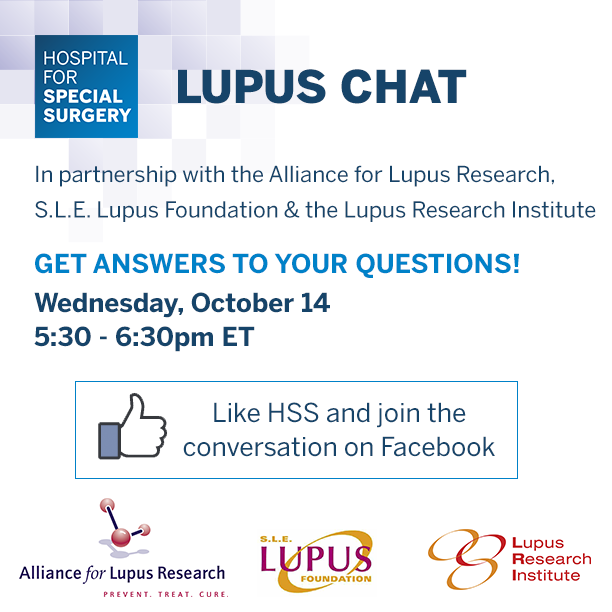 Lupus chat room