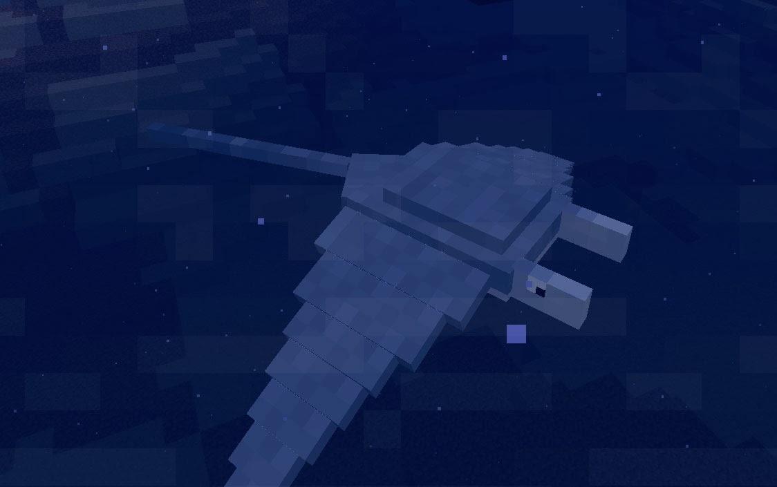 Mo' Creatures manta Minecraft mod