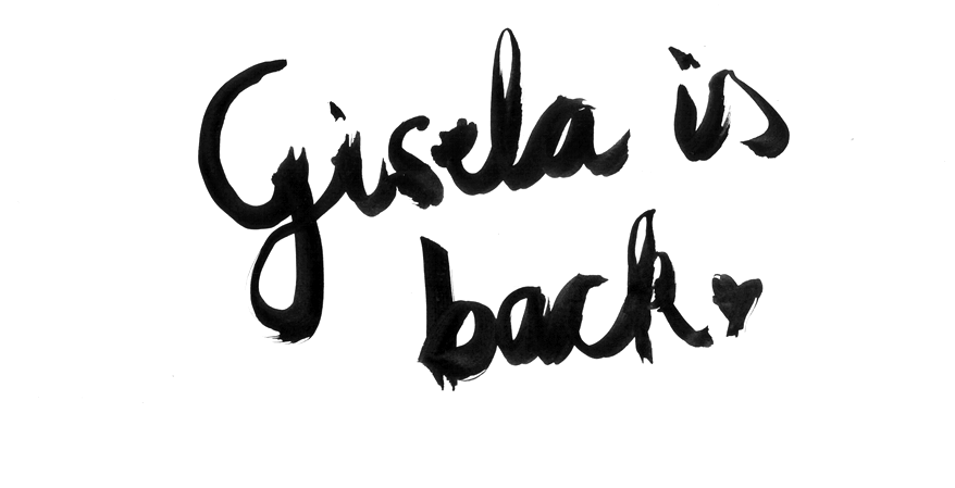 gisela is back