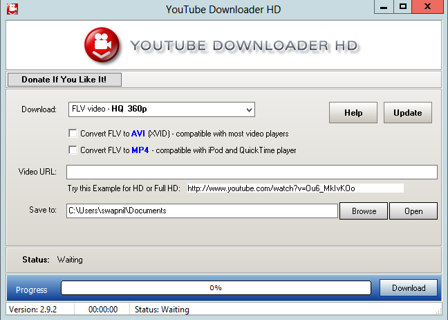 download youtube video tool