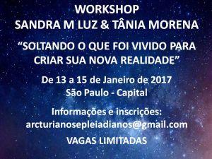 WORKSHOP EM SÃO PAULO/SP