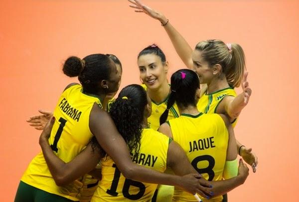 Brasil bate Canadá