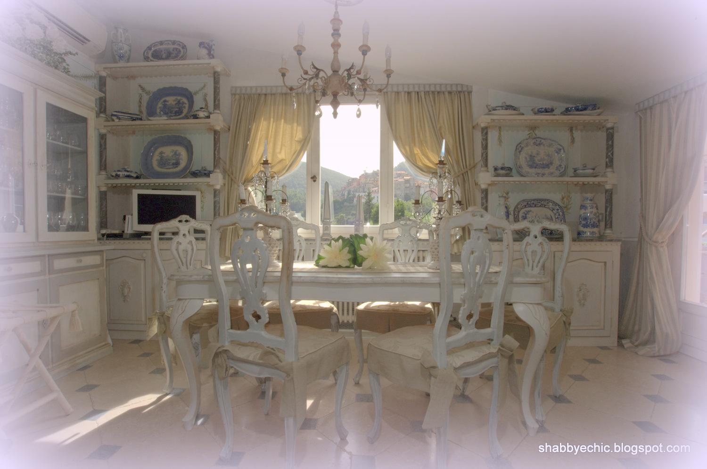 Gustavian Chic : Una Cucina Da Sogno #7D6B4E 1500 996 Cucine Shabby Chic Mondo Convenienza