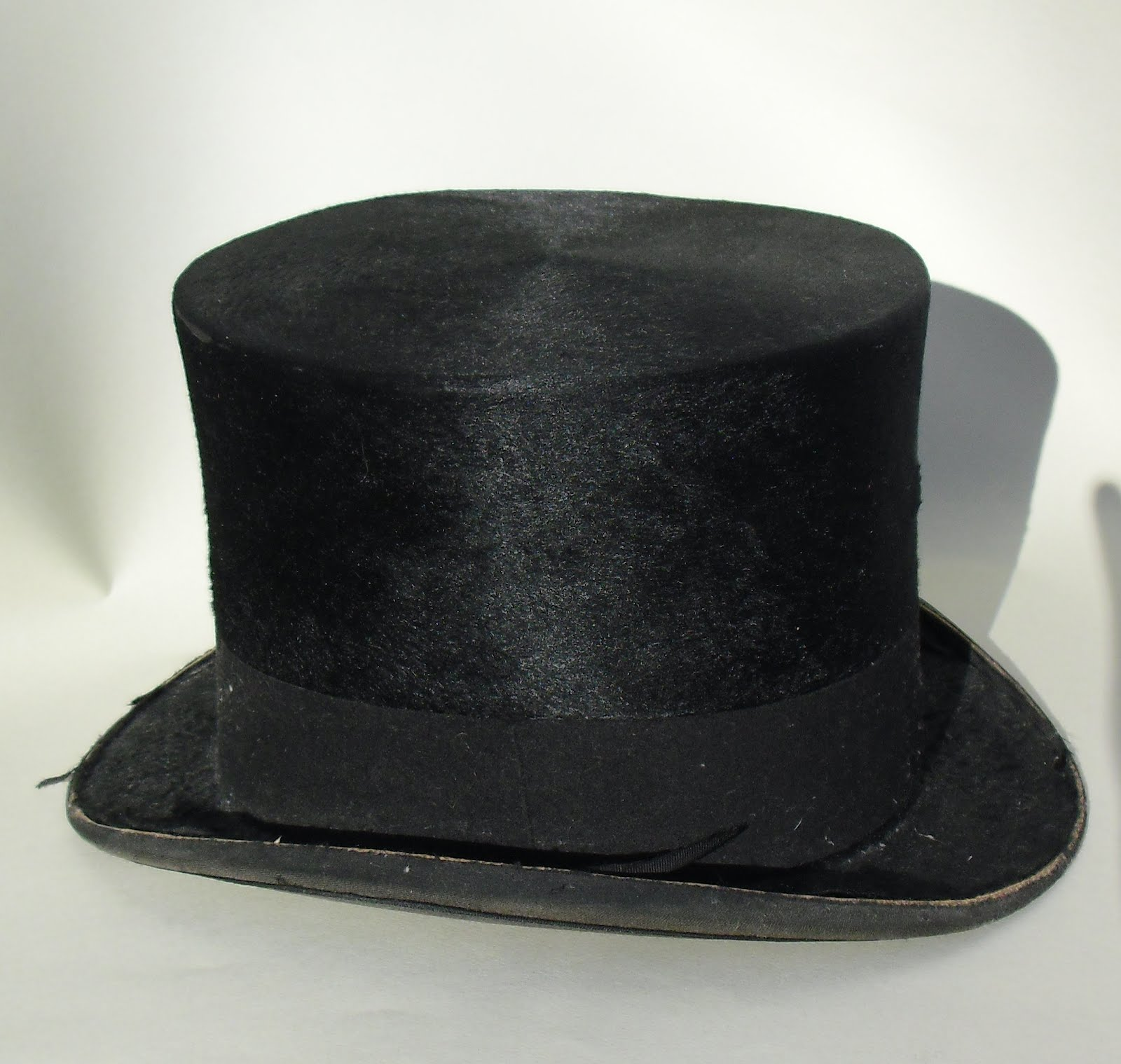 any time vintage top hat where did you go what did