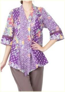 blouse kebaya modern