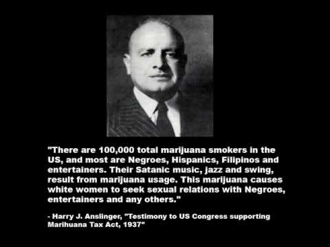 harry anslinger reefer