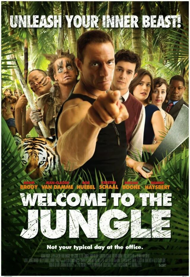 Welcome to the Jungle (Bienvenido a la jungla) (2014)