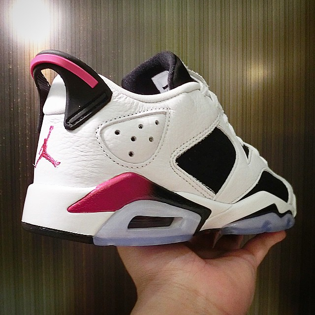 AIR JORDAN fucsia
